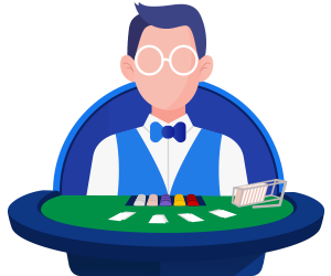 Live Dealer Casino Icon