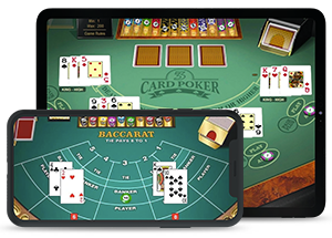 Mobile Casinos Landscape on Phone and Tablet