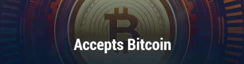 Accepts Bitcoin Image