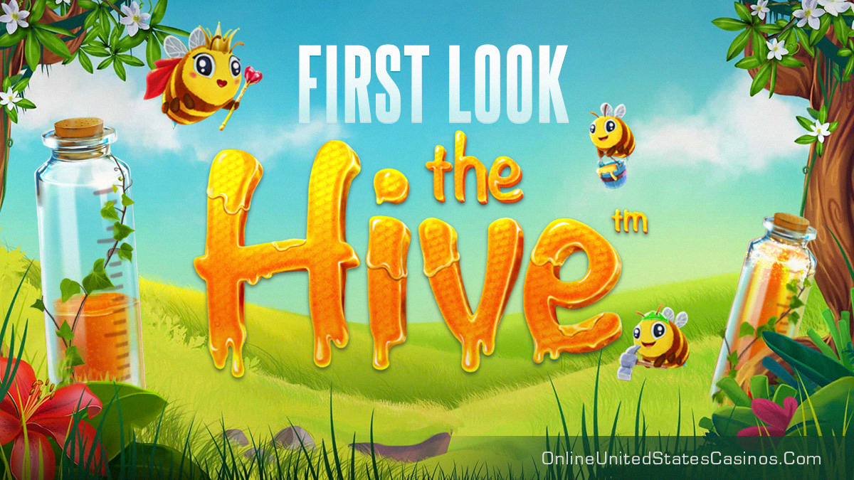 First Look The Hive Online Slot