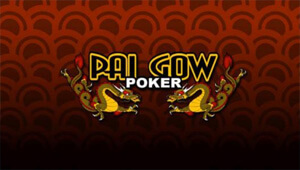 Pai Gow Poker Online Table Game Logo