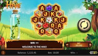 The Hive online slot game