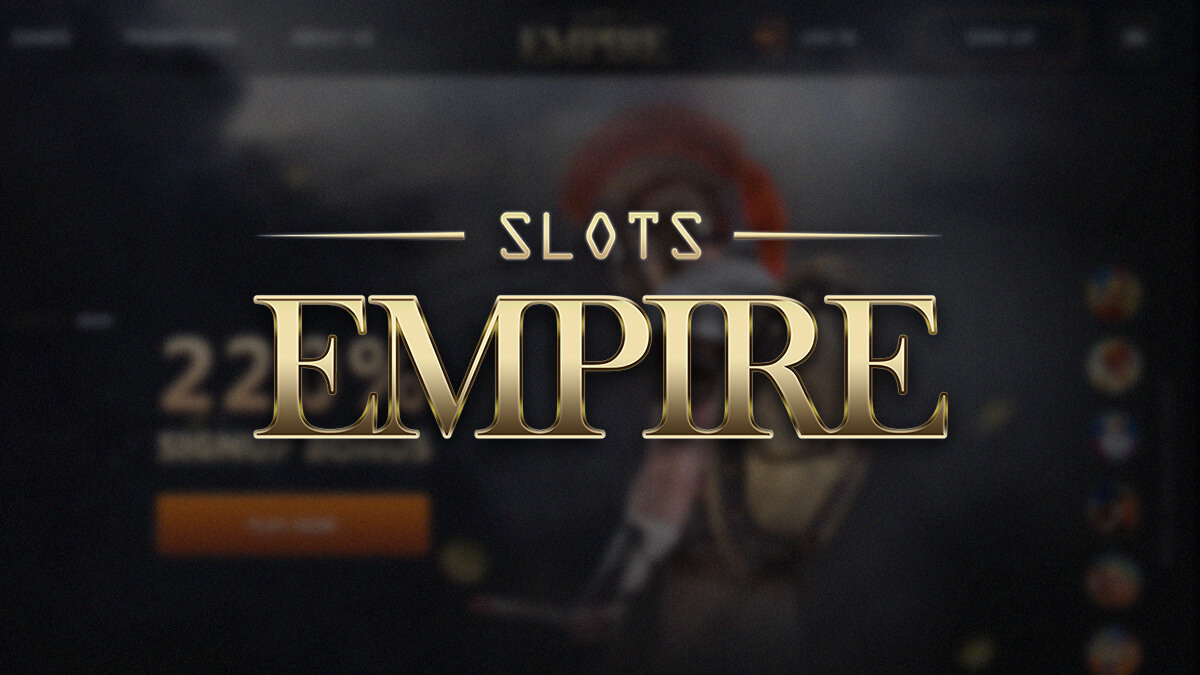 Slots Empire Casino Review Themed around Roman heroes and gold, Slots Empire is an eye-catching new casino that has been creating a lot of buzz lately.It's easy to see why.4,7/5.