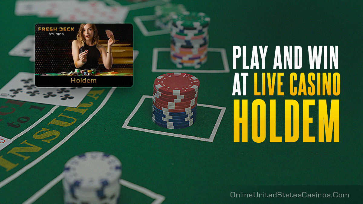 Strategies Live Casino Holdem