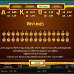 The Hive Online Slot Paylines