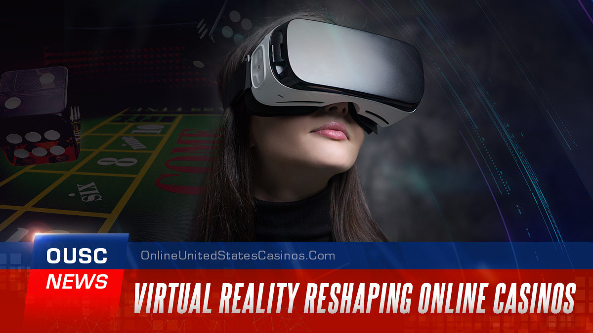 Virtual Reality Online Gambling Coronavirus