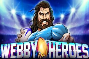 Webby Heroes Online Slot for Real Money