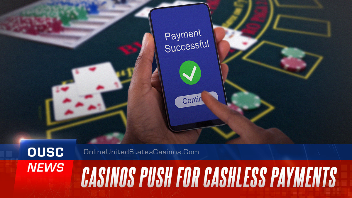 Casino Payments Without Cash