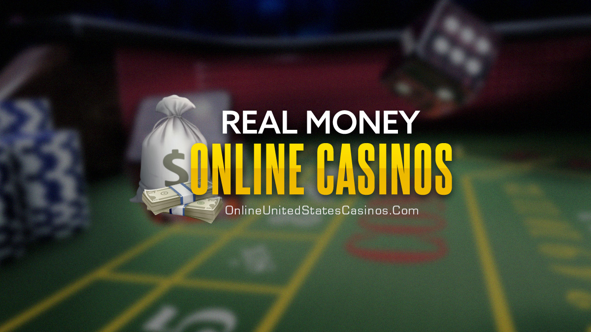 Real Money Online Casinos Best Usa Gambling Sites 2020