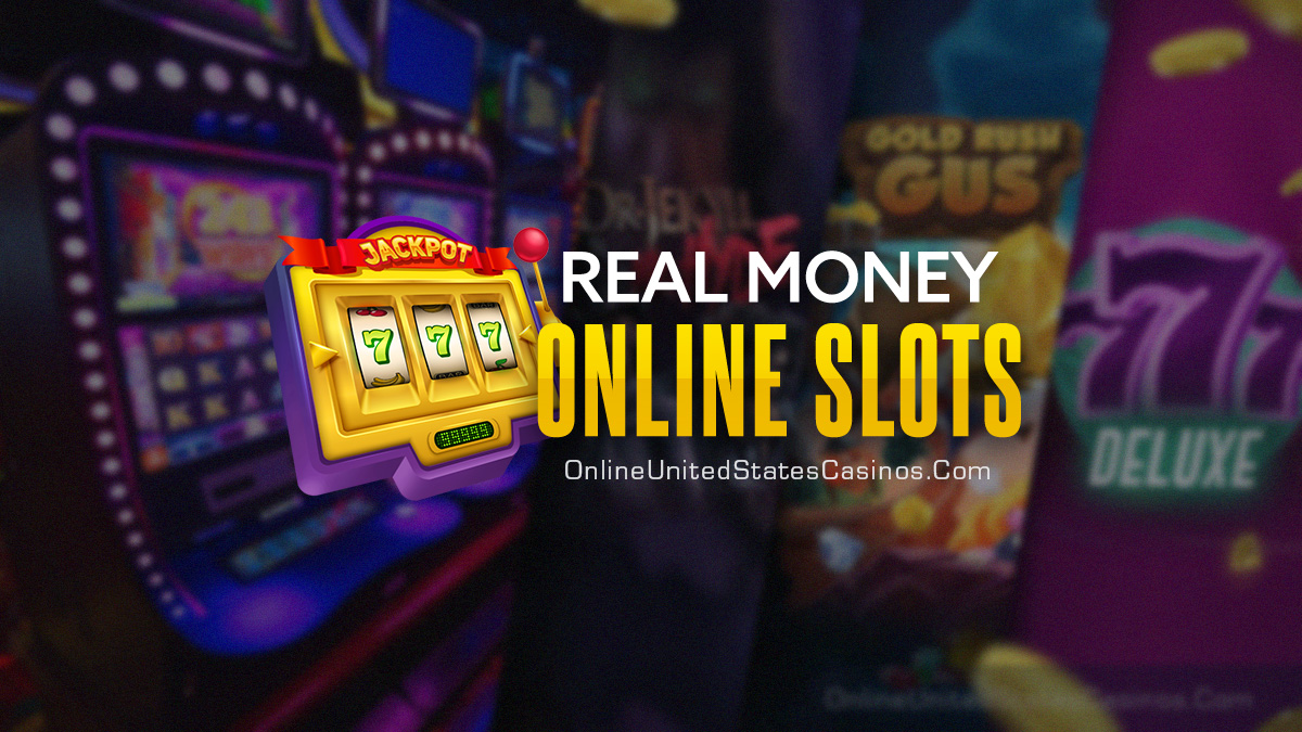 Play Real Slots Online