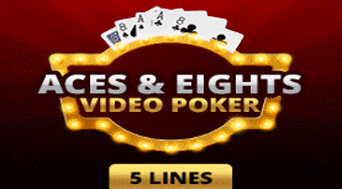 Video Poker Aces and Eights