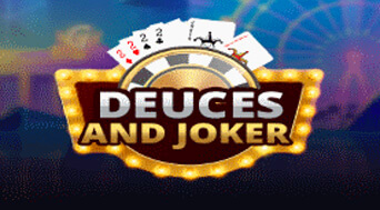 Video Poker Deuces and Joker