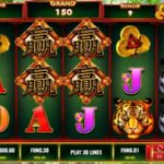 Chinese Tigers Online Slot Game