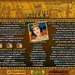 Cleopatras Gold Online Slot Rules
