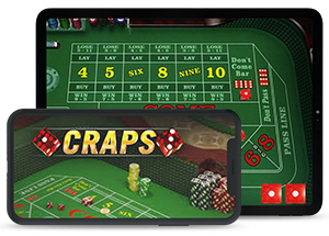 Play Craps Online For Real Money