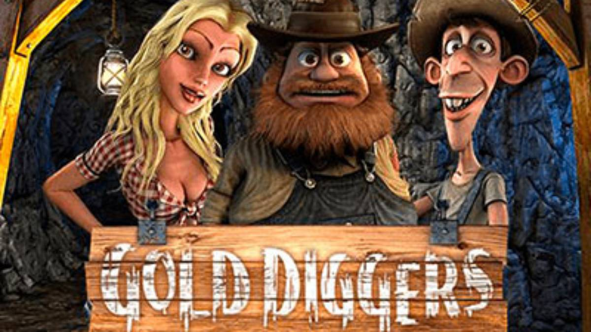 Gold Diggers Slot Game