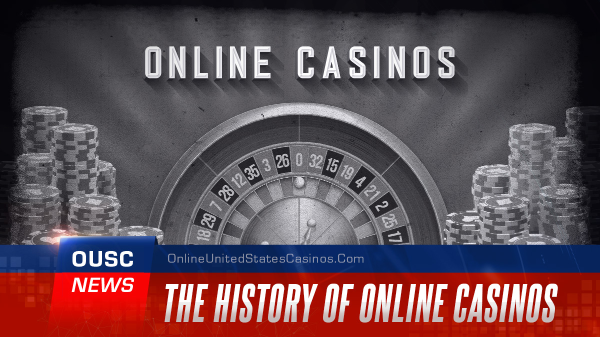 History of Online Casinos