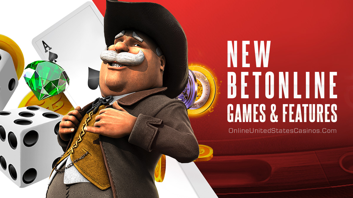 New BetOnline Casino Games