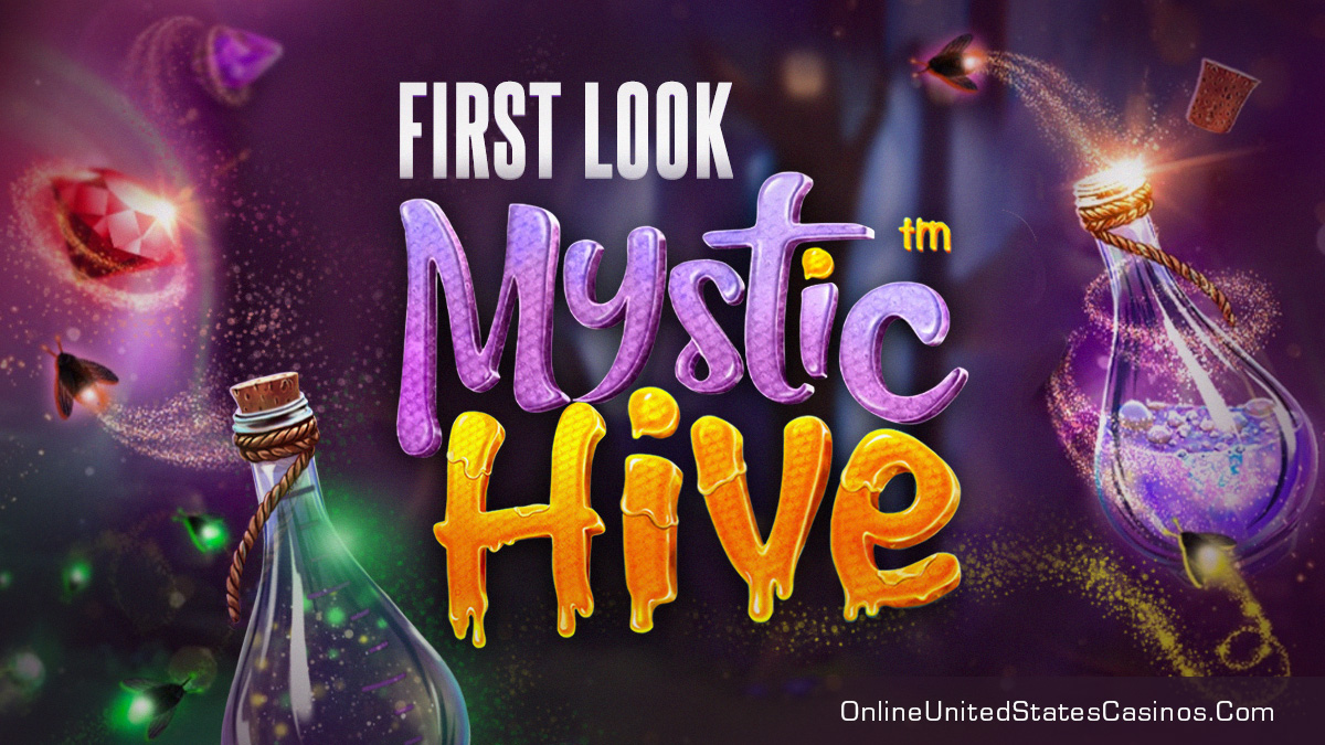 First Look at Mystic Hive Online Slot