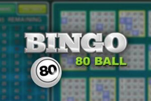 Slots.LV Real Money 80 Ball Bingo Game Online