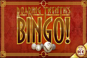 El Royale Real Money Roaring Twenties Bingo Game Online