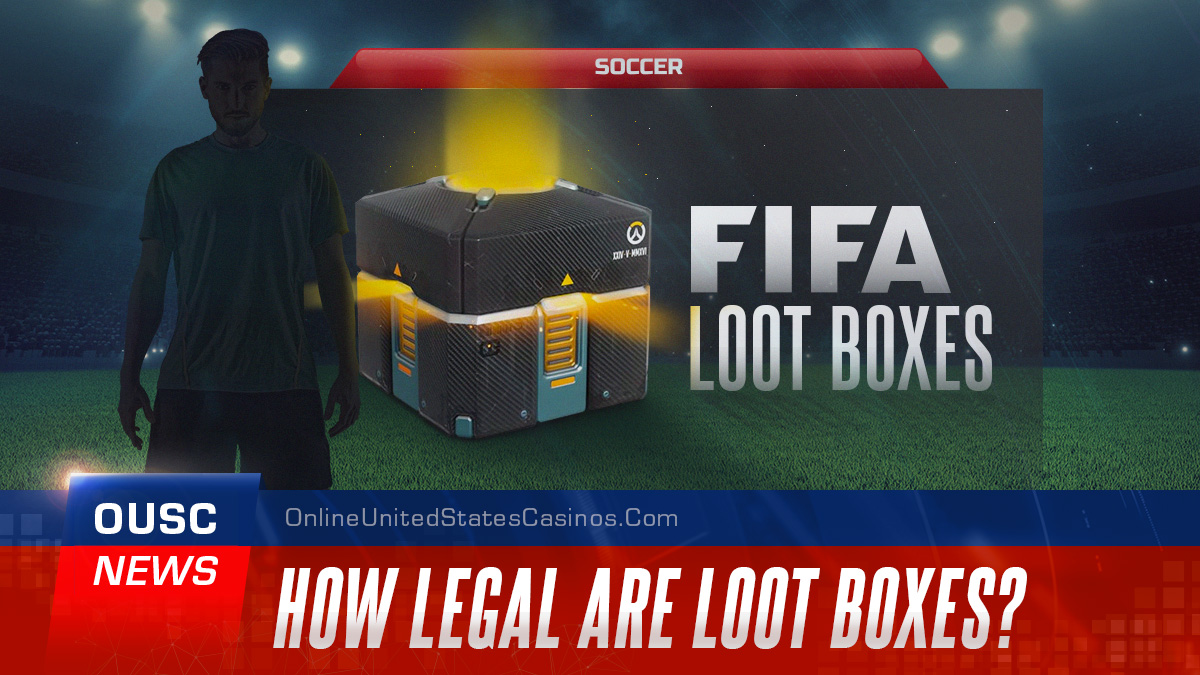 How Legal Are Loot Boxes