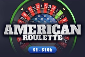 Online Casino American Roulette Real Money