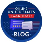 Online United States Casinos Official Blog Badge
