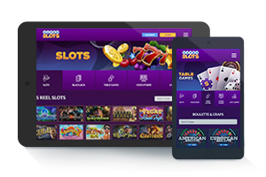 Super Slots Online Casino on Mobile Devices