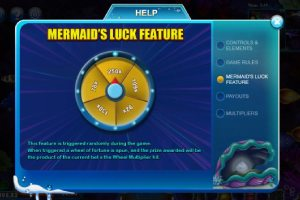 Fish Catch Online Slot Mermaids Luck