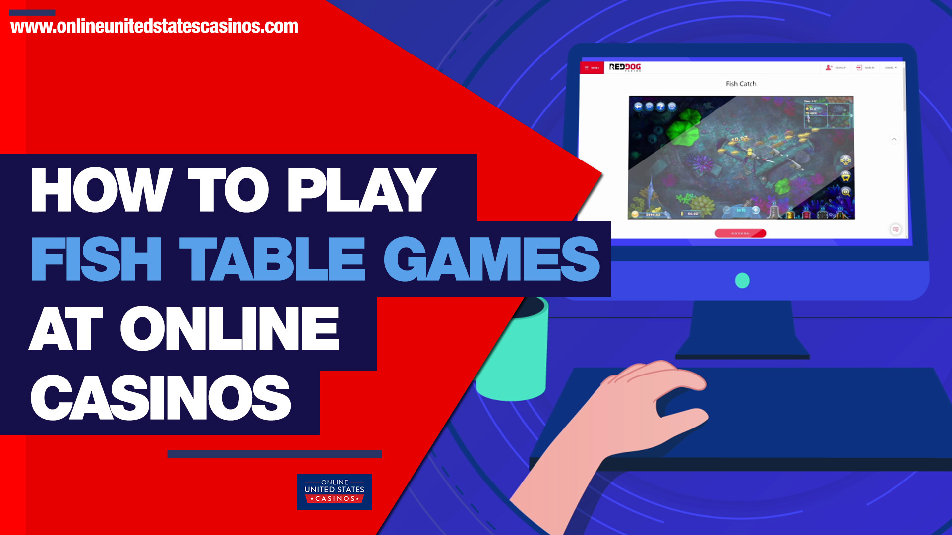 How to play fish table gambling tables