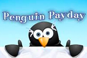 Online Scratch Cards Penguin Payday Logo