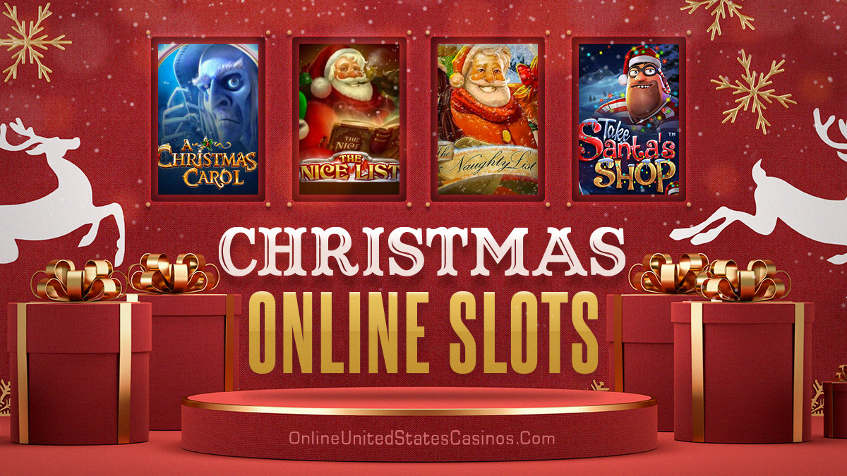 Top Christmas Online Slots | Keep Warm And Spin the Reels!