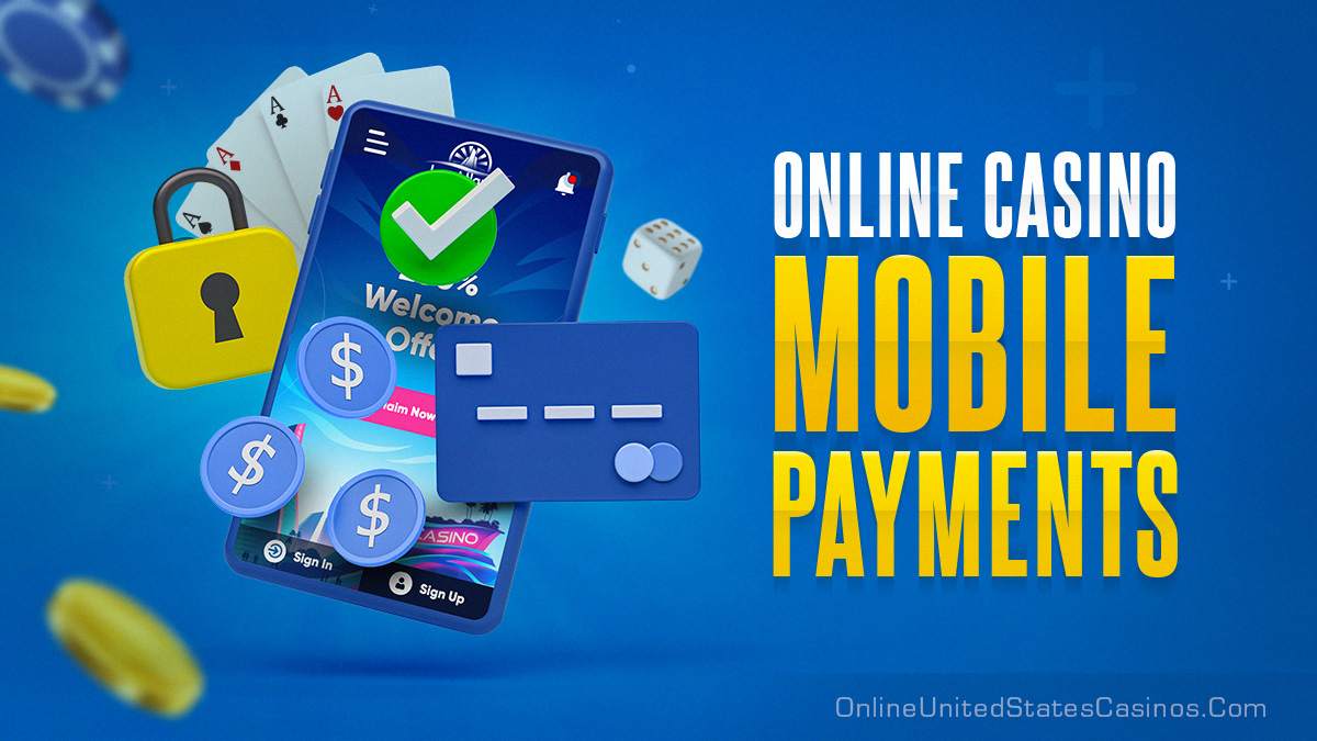 online casino mobile payments