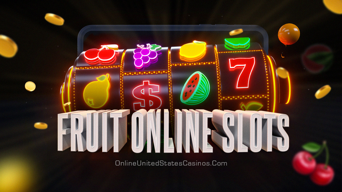 top fruits slot machine