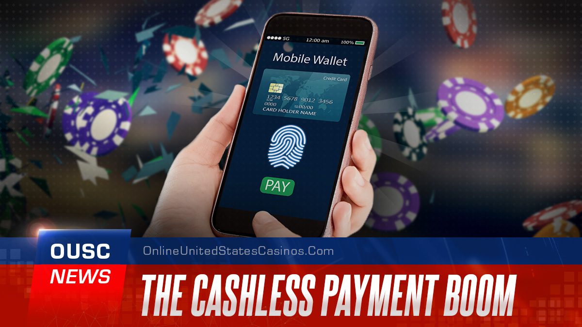 Cashless Payments Increasing