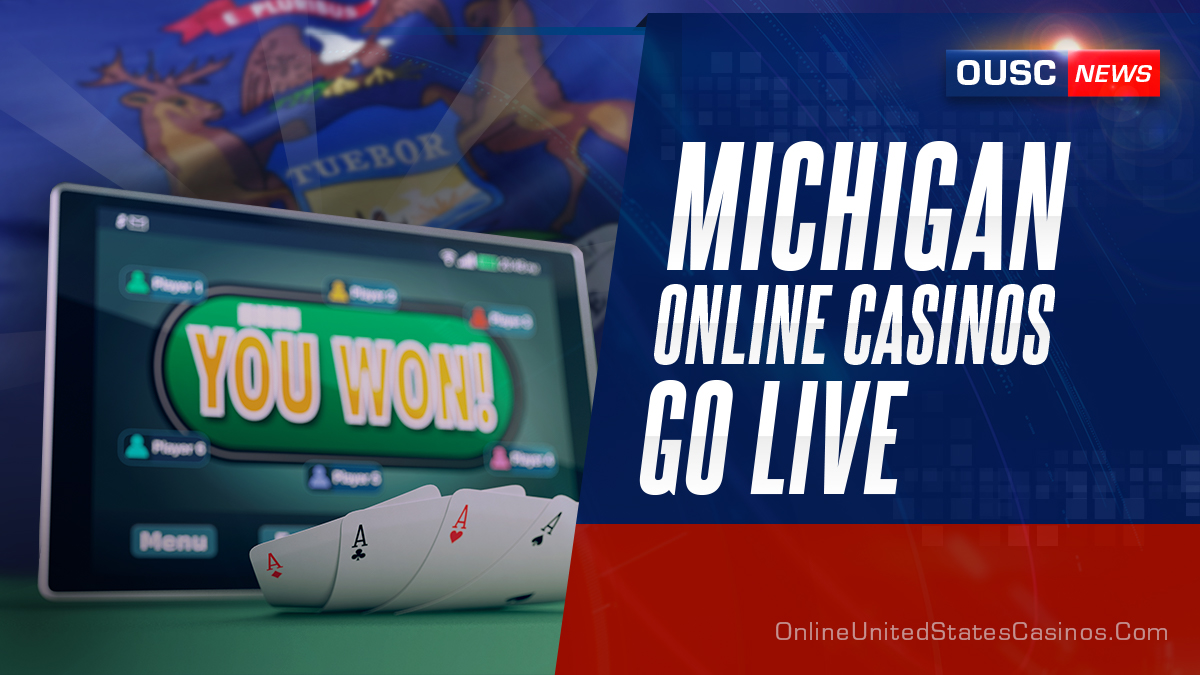 michigan online casinos go live