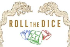 roll the dice game logo