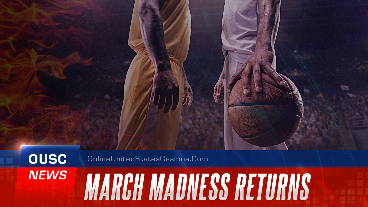 March Madness 2021 Returns