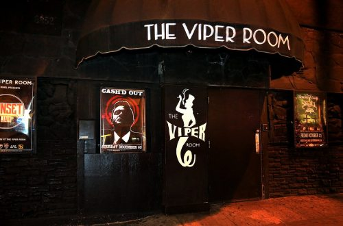 Mollys Game The Viper Room