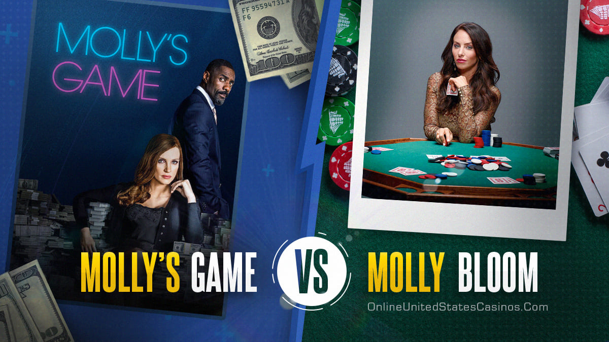 Mollys Game vs Molly Bloom