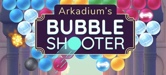 AARP Game Bubble Shooter