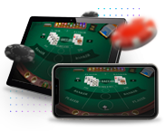 Real Money Baccarat Mobile Gameplay