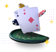 Real Money Online Baccarat Icon