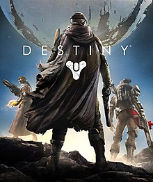 RNG Video Games Destiny Video Game Cover