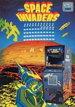 Space Invaders Classic Game