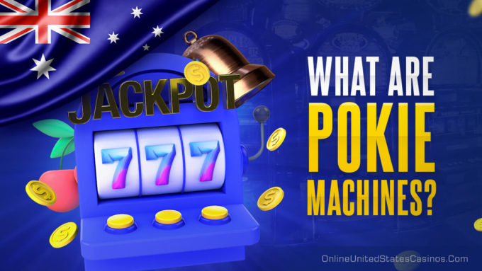 What Are Pokie Machines Australian Slot Game with Jackpot
