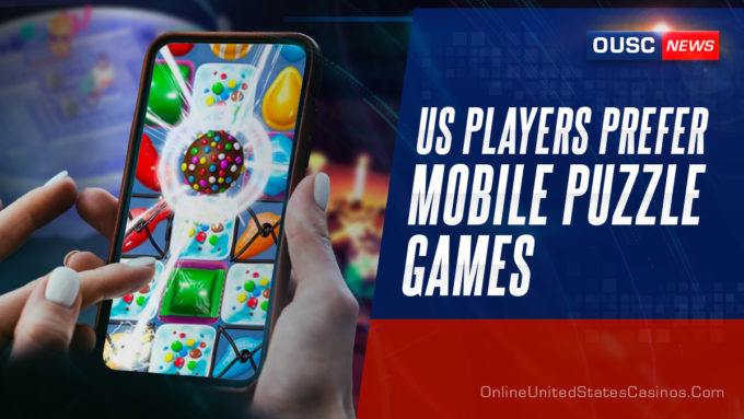US Players Prefer Mobile Puzzle Games